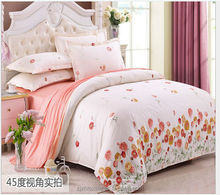 bedsheets cotton bedsheet flower china children bedsheets