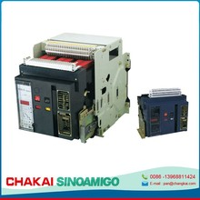 China's fastest growing factory best qualityCKW1(DW45)Series Intelligent ALL-Purpose Type Circuit Breaker 24v circuit breaker