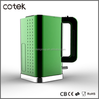 3000W 1.5L 360 cordless dots design electric water patented Kettle with CE/GS/ETK/CETL/BSCI