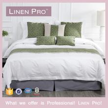 Duvet Cover / Flat Sheet / Pillowcase / Bed Runner Bedding Set Bed Linen for Hotel