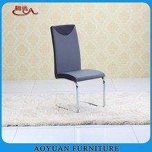 china hotel luxury best price leather metal dining room chair