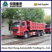 Sino 371hp dump truck heavy lorry