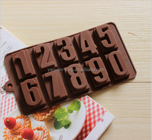 Numbers Cake Mold /chocolate mould