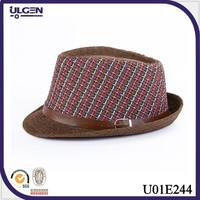 Keep Your Face Safe From the Sun in these Stylish Hats purple straw fedora hat