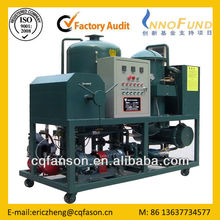 Fason ZTS Industrial Oil Purifier/Industrial Oil Regeneration Equipment/Restore all kinds of industrial oils