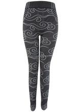 Newest design high quality beautiful mature slim seamless tight supplex leggings