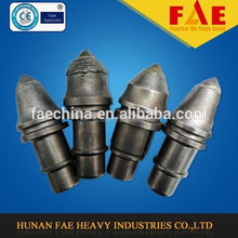 conical carbide drilling tool connector