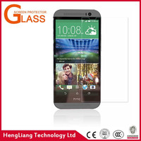 Tempered Glass For HTC Desire 816 Anti Knock 2.5D Round Edge Good Quality Mobile Phone Screen Protectors