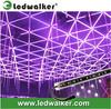 24 volt dmx 3d vertical tube,video falling star led club lighting
