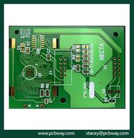 single sided pcb fr4 94v0 rohs pcb board custom pcb factory