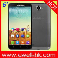 LENOVO 6'' smartphone Octa core Lenovo s939 phablet MTK6592 Octa Core 3G WCDMA 1GB RAM ultra slim android smart phone