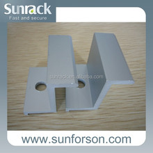 photovoltaic pv panel clamp