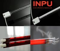 quartz halogen infrared heater lamp for flavor wave turbo oven