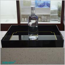 cutom-made durable melamine and acrylic tray ware