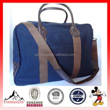 Mens Vintage Canvas Duffel Bag Travel Bag Tote Hand Bag (ESX-LB135)