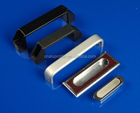 aluminum extrusion profiles for windows and doors accessories
