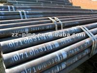 DIN2448 st52 high quality seamless steel pipes & tubes