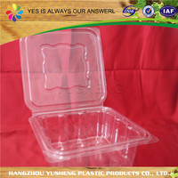 Proper price top quality clamshell packaging for food