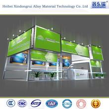 Aluminum profile -framing element trade show booth structure aluminum framing materials
