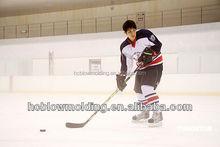 Customize plastic hockey sticks composite ice hockey sticks blow molding