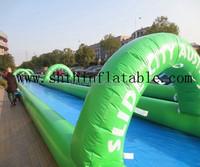 largest inflatable water slip slide