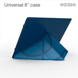 Universal leather case flip cover for tablet 8 inch