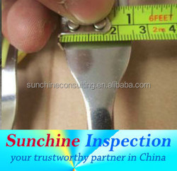 Cutlery/spoon/fork quality inspection /Third party inspection agency/quality check