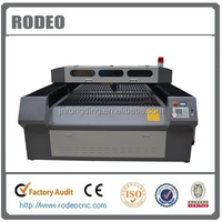 Laser Cutting Metal Machine with auto laser head for Stainless steel, aluminum, ABS, nylon,