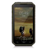 5.0inch detachable walkie talkie 8MP camera waterproof multi sim mobile phone