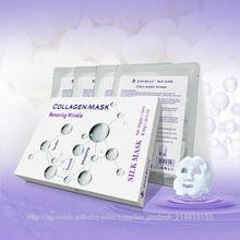 QBEKA Máscara de antiarrugas con colágeno