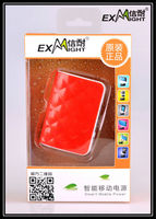 4000mah mobile power lithium ion battery bank