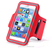 Sports Gym Strap Armband waterproof new design ladies mobile pouch