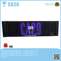 new products high power amplifier of ca20
