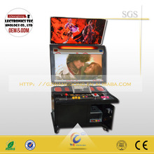 fighting game video game the king of fighters tekken 6 cabinet/Thunder Chariot arcade machine /fighting Thunder game