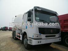 /howo cnhtc 6x4 camión mezclador de concreto