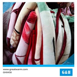 Factory Made stock Cheap Professionl mink baby blankets Polyester Blanket China