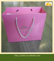 Pink paper bag hs code