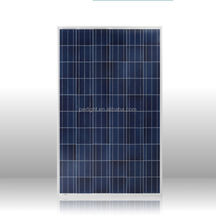 China manufacture of 250w solar modules PV panel 250watt poly solar panels