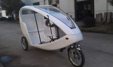 Chinese new design tricycle with passanager seat