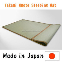 Comfortable and Durable area rug Tatami Omote Sleeping Mat made in Japan