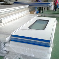 Cheapest Model CL-400 Spray Paint Booth of Yantai Clear