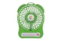elegant hand-held misting outdoor fan