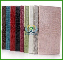 Crocodile Leather Case with Stand Holder for Samsung Galaxy Tab3 10.1inch P7500