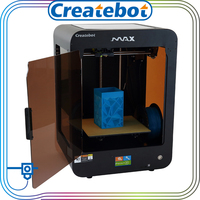 China Createbot brand FDM dektop 3D printer , 3d laser printer for school / family / studio