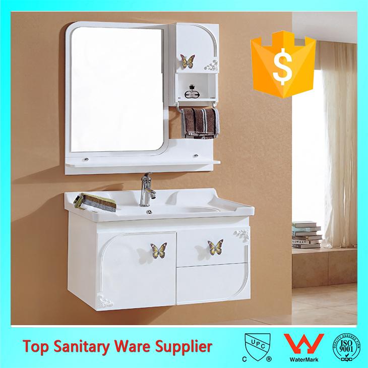 vanit s am ricain style mur accroch armoire de toilette conception meuble lavabo de salle de. Black Bedroom Furniture Sets. Home Design Ideas