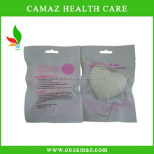 2015 new design Natural facial soft cleaner konjac sponge without any chemicals