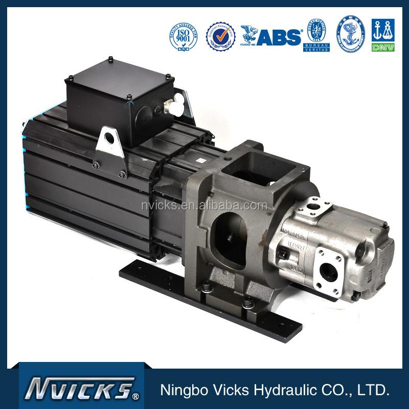 Jsb Barnes Haldex 12 Volt Hydraulic Pump Motor
