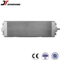 High performance aluminum china cooler parts