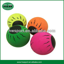 Vending Machine Solid rubber sponge ball for kids