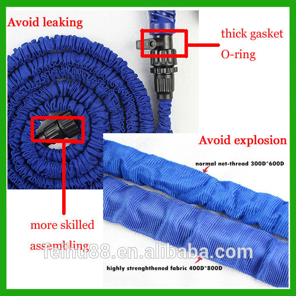 Wholesale Zhejiang Hot Selling Garden Hose Thread SizeGarden